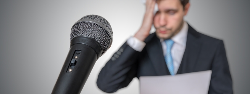 Why Do I Have A Fear Of Public Speaking